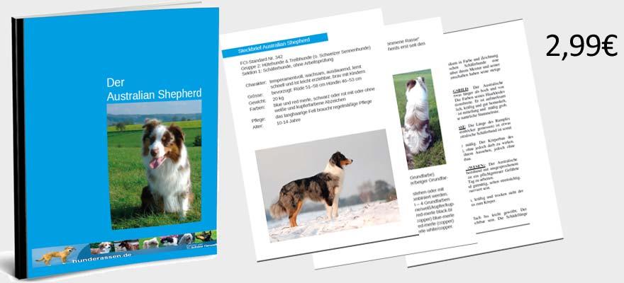 Australian Shepherd e-book,